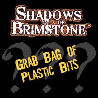 Shadows of Brimstone: Grab Bag of Plastic Bits LIMITED QUANTITIES
