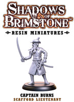 Shadows of Brimstone: Resin Special Enemy Captain Burns