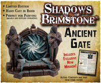 Shadows of Brimstone: Ancient Gate resin LIMITED EDITION