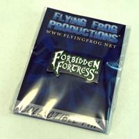 SOBS: Forbidden Fortress Enamel Pin