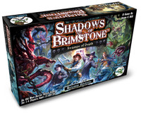 Shadows of Brimstone: Swamps of Death REVISED EDITION