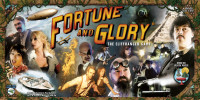 Fortune and Glory: The Cliffhanger Game DINGED & DENTED