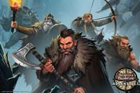 SOBS: Brimstone Adventures Gates of Valhalla Poster/Art Print