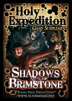 Shadows of Brimstone: Holy Expedition Supplement