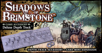 Shadows of Brimstone: Depth Track Accessory + Card Mini - Expansion