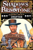 Shadows of Brimstone: Drifter Hero Pack