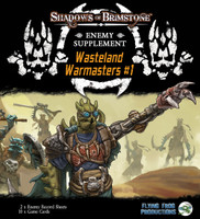 Shadows of Brimstone: Wasteland Warmasters Enemy Supplement #1