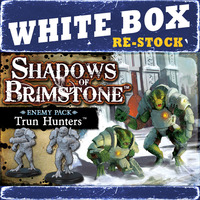 WhiteBox Re-Stock: Shadows of Brimstone: Trun Hunters Enemy Pack