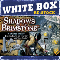 WhiteBox Re-Stock:  Shadows of Brimstone: Custodians of Targa with Targa Pylons Enemy Pack