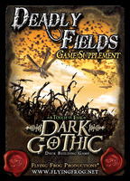 A Touch of Evil: Dark Gothic Deadly Fields Supplement
