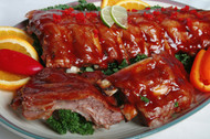 Mike's Smoked Baby Back Ribs