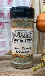 Mike's Savory Salmon Seasoning