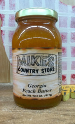 Mike's Georgia Peach Butter