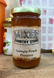 Mike's Georgia Peach Preserve