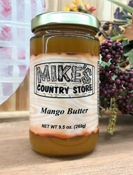 Mike's Mango Butter