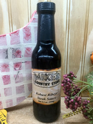 Mike's Robust Ribeye Steak Sauce - 9.5 oz.