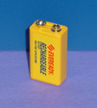 9 Volt Rechargeable Battery (FG-03-9V-R)