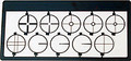 Redfield Olympic Front Sight (Assortment) Insert Set