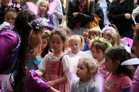 Tickets for the Saturday July 27 Griffith Park FAIRY SHOW AND FAIRY BIRTHDAY PARTY