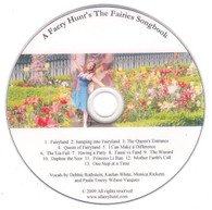 A Faery Hunt's The Fairies Songbook Music CD