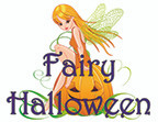 A Fairy Halloween Party