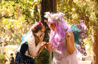 A Faery Hunt award-winning interactive performance