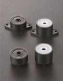 FFD-30SS-R102 Friction type Rotary Damper, Damping direction: Clockwise, Diameter: 30mm