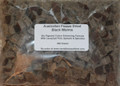 Bio Pigment Colour Enhancing Black Worm Cubes 200g (BACK ORDERED)
