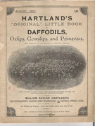 Historic Daffodil Catalogs on DVD