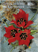 2016 RHS Daffodil, Snowdrop and Tulip Yearbook
