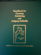 Handbook for Growing, Exhibiting, and Judging Daffodils (with binder)