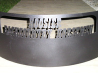 Blank No Image campfire fire pit ring. CNC Plasma Cut from 10GA gauge steel