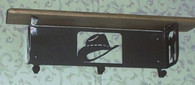 Shelf Bracket Western Hat Saddle Boots Cowboy