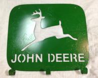 John Deere Tack Hanger Rack
