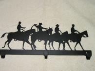 4 horsemen Tack Hanger Rack old style
