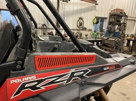 RZR XP1000 Intake Cover Frog Skin Protector Grill Style