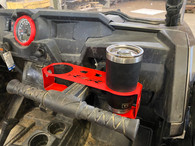 Teryx KRX 1000 Kawasaki Grab Handle Heater and Drink Cup Holder RZR cup holder for reference