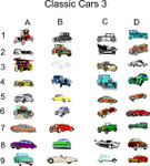 classic cars clipart 3
