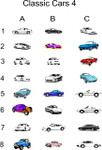 classic cars clipart 4