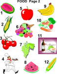 food clipart page 2