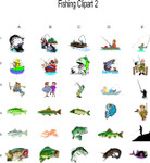 Fishing Clipart 2