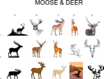 Moose & Deer