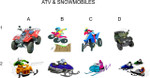 ATVs and Snowmobiles