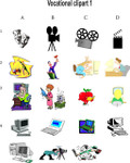 Vocational Clipart 1