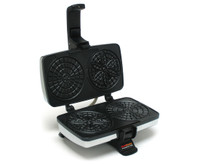 Chef's Choice Pizzelle Iron Pro Toscano Express Bake