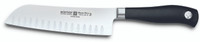 Wusthof Grand Prix II 7'' Hollow Ground Santoku Knife  4175