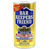 Bar Keeper's Friend 12-Ounce Can - 2 containers