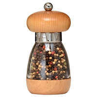 William Bounds Natural Mushroom Pepper Mill