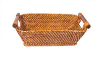 Bahama Collection Rectangular Basket