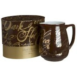 Rosanna Dark Chocolate Pot